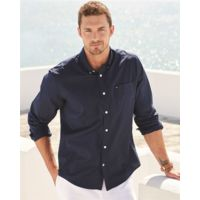 Tommy Hilfiger Style 13H4417 Men's Polka Dot Shirt Thumbnail