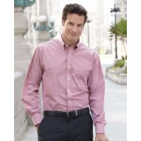 Van Heusen 13V0225 Gingham Check Long Sleeve Shirt Thumbnail