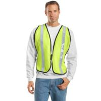 Port Authority SV02 Mesh Enhanced Visibility Vest Thumbnail